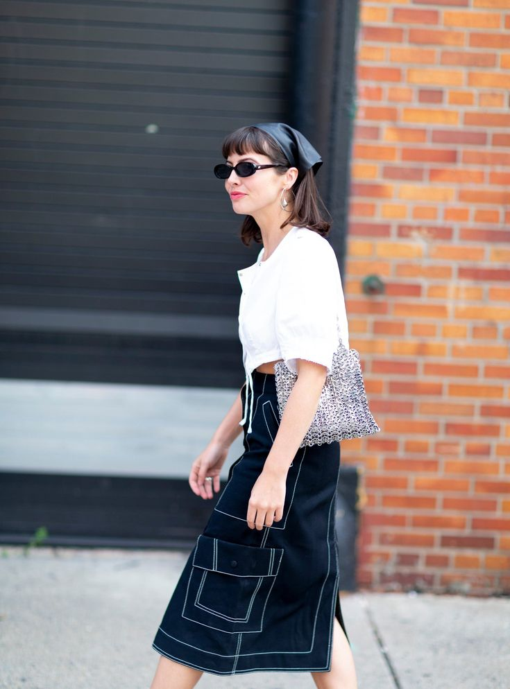 20 Fresh NYFW Street Style Looks We're Loving