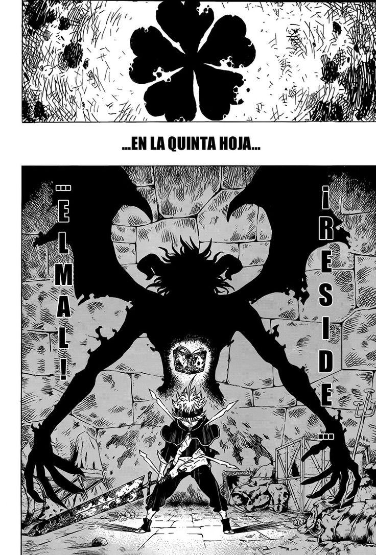 Black Clover - MANGA - Lector - TuMangaOnline