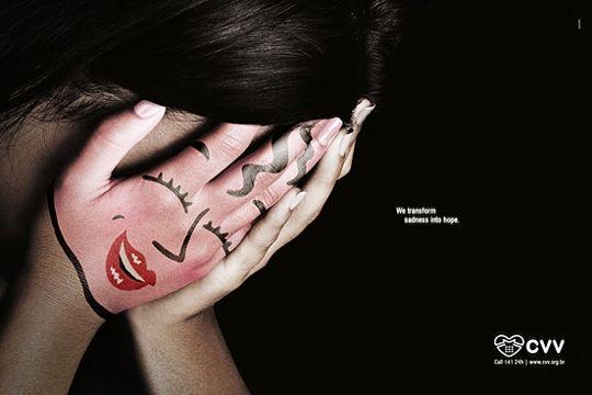 Sad Girl by Juliano Tejada