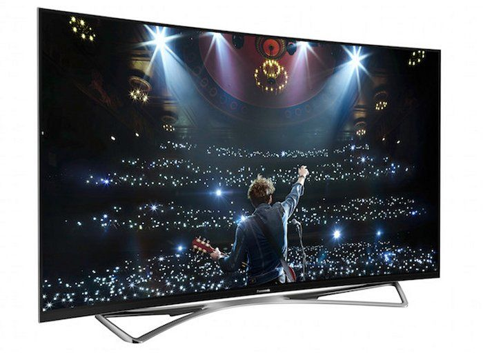Panasonic Now Has A 65 Inch 4K OLED TV - Panasonic's new TV goes by the model number TX-65CZ950. It is a 65 inch curved screen set that has been given a seal of approval by Hollywood. That's because the company used the close links that it has formed with Hollywood through its LA-based laboratory to develop this 4K OLED TV. | Geeky Gadgets