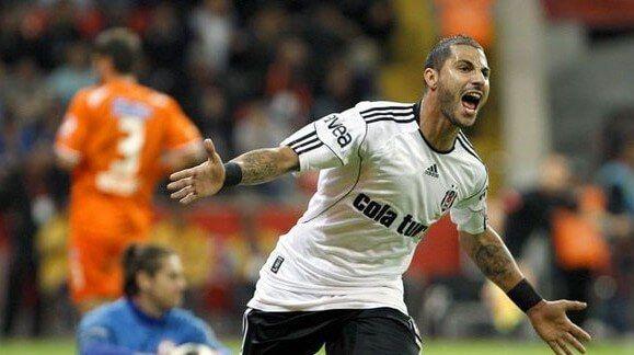 Ricardo Quaresma y su gol de parábola ante el Trabzonspor