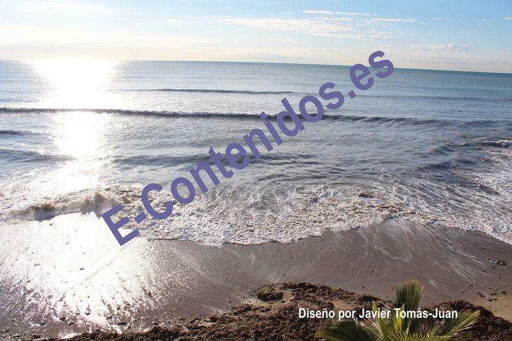Transmite los beneficios de practicar determinados deportes en la playa.