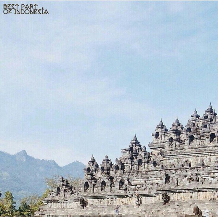 Candi Borobudur, Magelang, Central Java