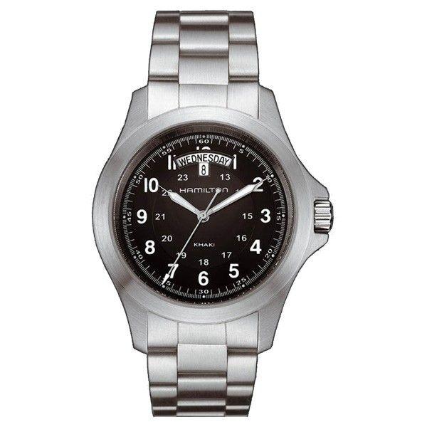 Reloj hamilton khaki field king quartz h64451133 - 301,70€ http://www.andorraqshop.es/relojes/hamilton-khaki-field-king-quartz-h64451133.html