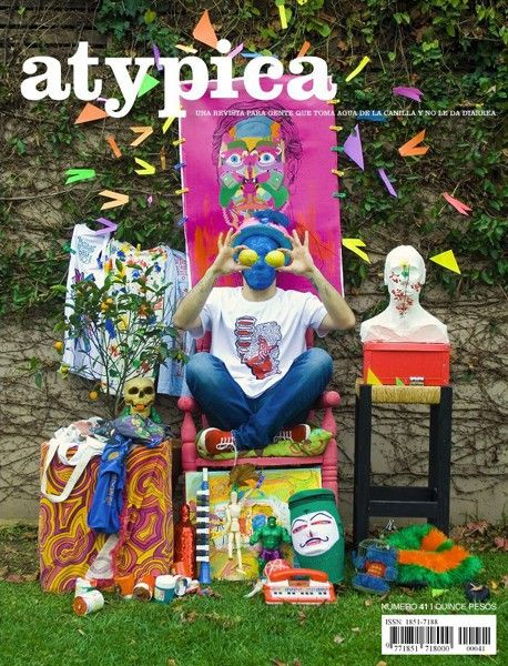 Revista Atypica : Martín Bollati