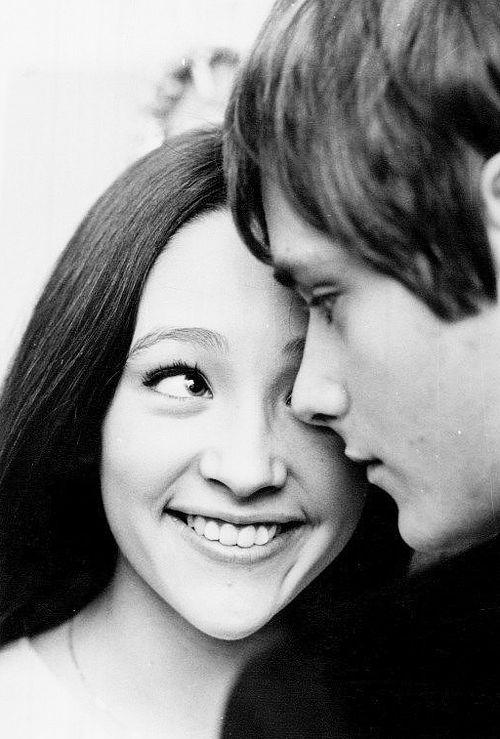 Olivia Hussey and Leonard Whiting, c.1968