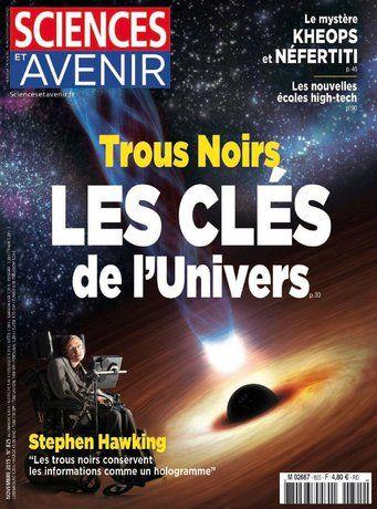Sciences et Avenir - Actualité des sciences et de la recherche. Magazine mensuel français de vulgarisation scientifique créé en 1947.  BU LILLE 1 COTE 5/6(05)SCI http://catalogue.univ-lille1.fr/F/?func=find-b&find_code=SYS&adjacent=N&local_base=LIL01&request=000180917 Consulter aussi http://www.rduvert.fr/pages/sciencesavenirpag.html