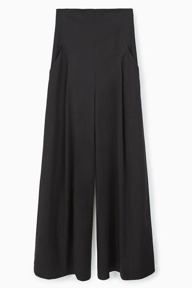 Широкие женские брюки: модные модели весны 2017 на фото | Vogue | Мода | Выбор VOGUE | VOGUE