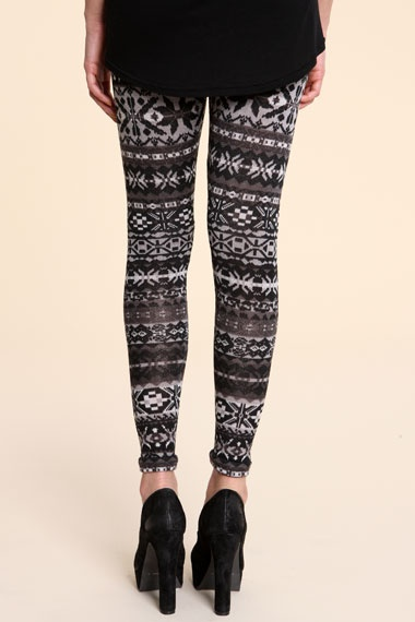 20 best How to wear fair isle leggings images on Pinterest | Asos ...