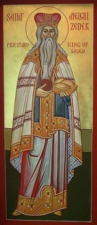 May 22, Holy Prophet Melchizedek