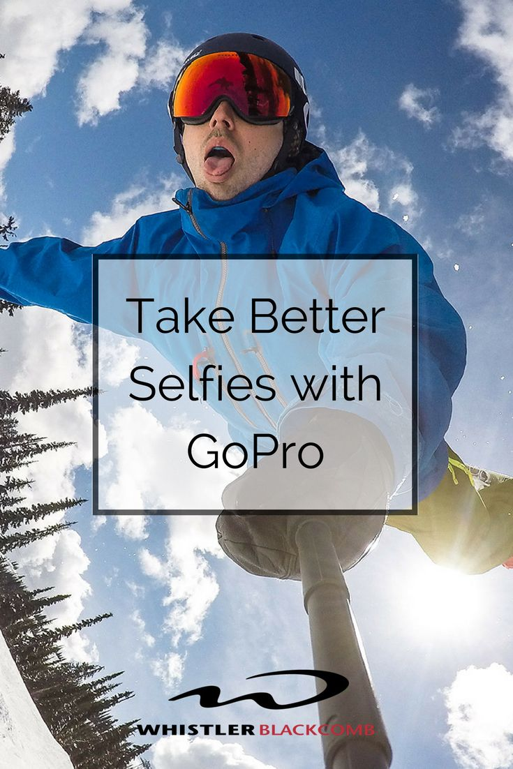 If you didn't get a photo, did it really happen? Click on the image to learn more about tips on using your GoPro to its fullest potential.