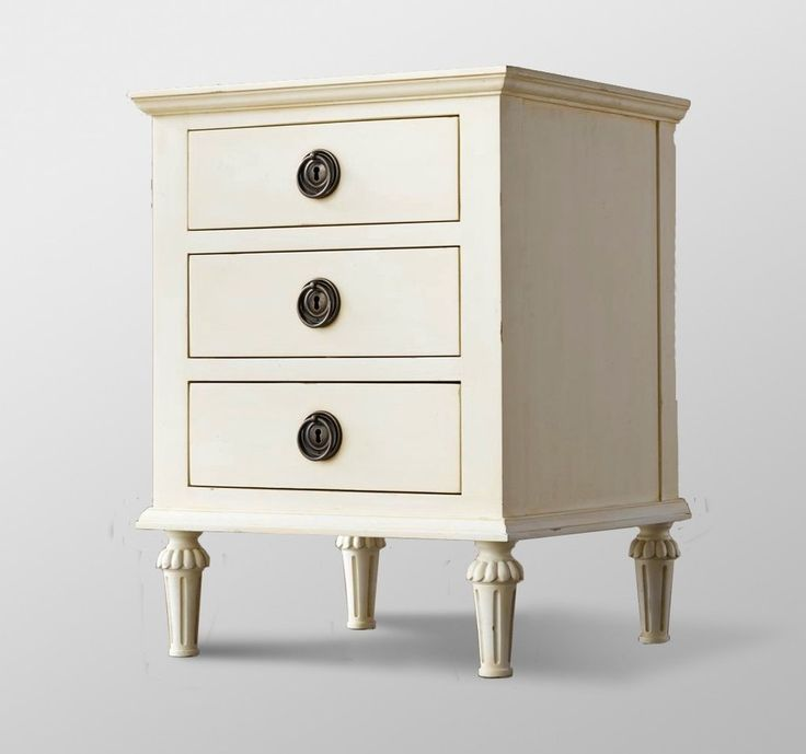 Cream Bedside Tables. Anna & Beau provide a stunning range of Cream Bedside Tables. Each to complement traditional, modern or classic modern interiors.