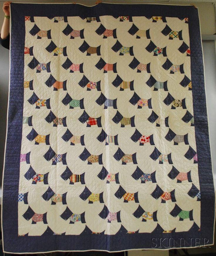 470 best A SCOTTIE QUILT/TEMPLATES images on Pinterest | Scottie ... : scottie quilt pattern - Adamdwight.com