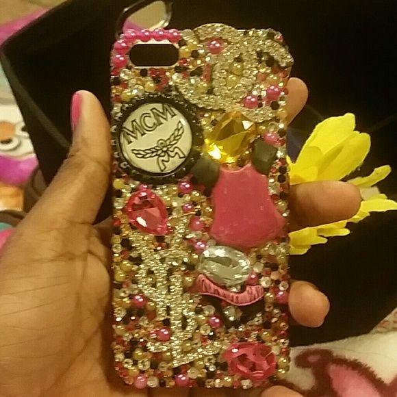 IPhone 5c custom case Label whore Other