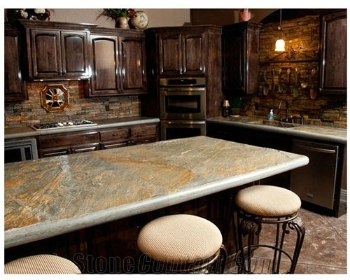 Kitchen Backsplash Rock 34 best kitchen backsplash images on pinterest | backsplash ideas