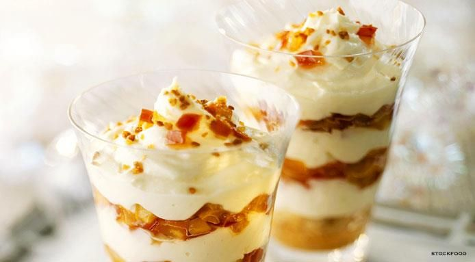 Recipe for Trifle: 3 Stunning Dinner Party Desserts