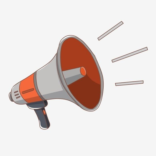 Horn Hand Drawn Speaker Shout Shout Horn Clipart Cartoon Little Trumpet Small Speakers Png Transparent Clipart Image And Psd File For Free Download How To Draw Hands Small Speakers Big Speakers
