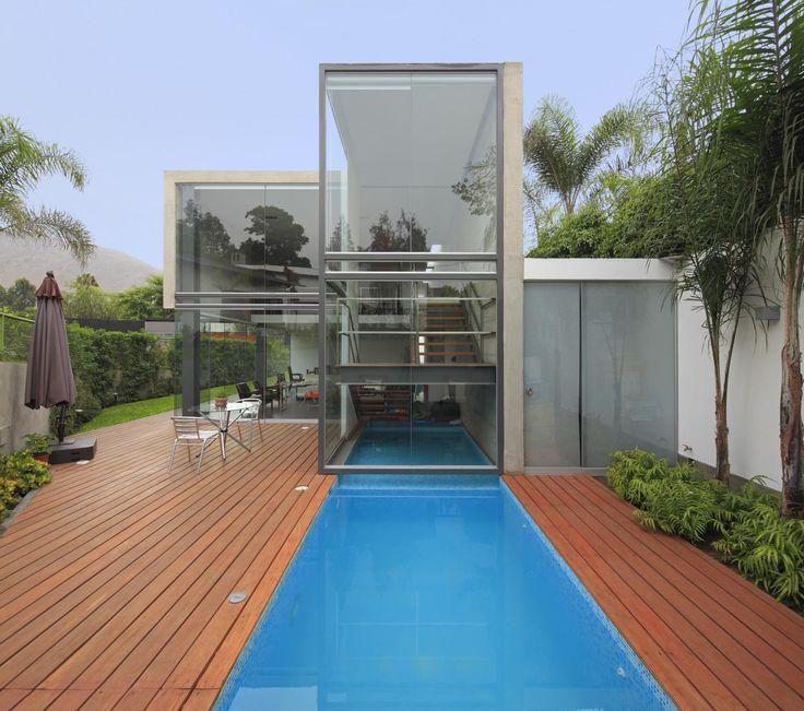 House in La Planicie, Perú - Author Project: Doblado Arquitectos