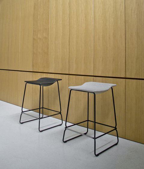 Last minute Stool design Patricia Urquiola Viccarbe