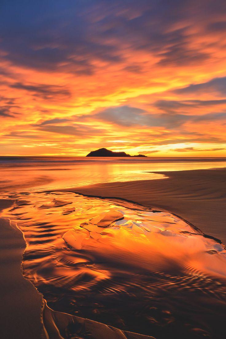 Waimarama Beach, Hawke's Bay, New Zealand (Photo By Andrew