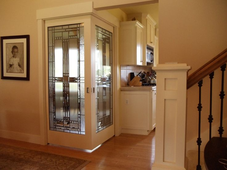 8 best corner opening pocket doors images on pinterest for Pocket door ideas