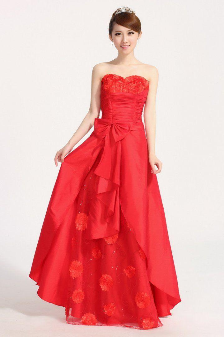 96 besten Full Dresses Bilder auf Pinterest   Abendkleider, Kleider ...