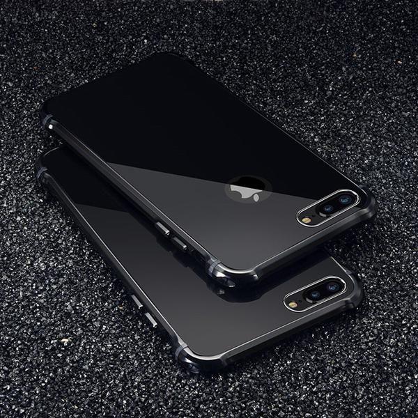 aluminum coque iphone 6   Iphone 7 cases luxury, Iphone, Phone ...