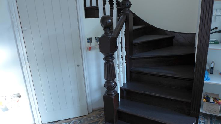 After - staircase