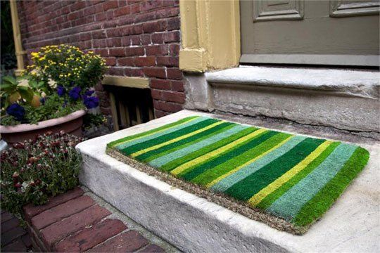 Welcome Home: Fresh & Modern Door Mats