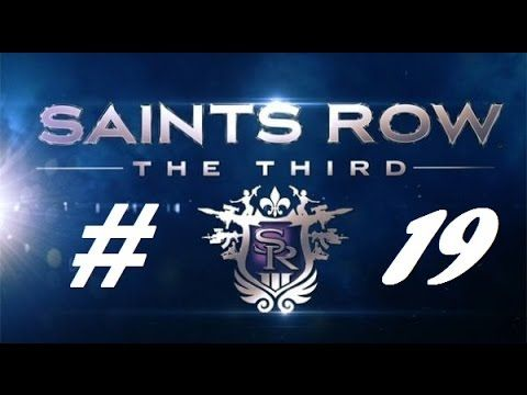Saints Row: The Third - Party went wrong [Part 19]