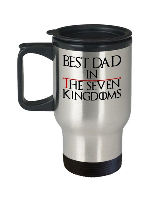 Best Dad In The Seven Kingdoms – Coffee Travel Mug