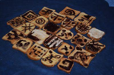 Maurice Bennett e la Toast Art