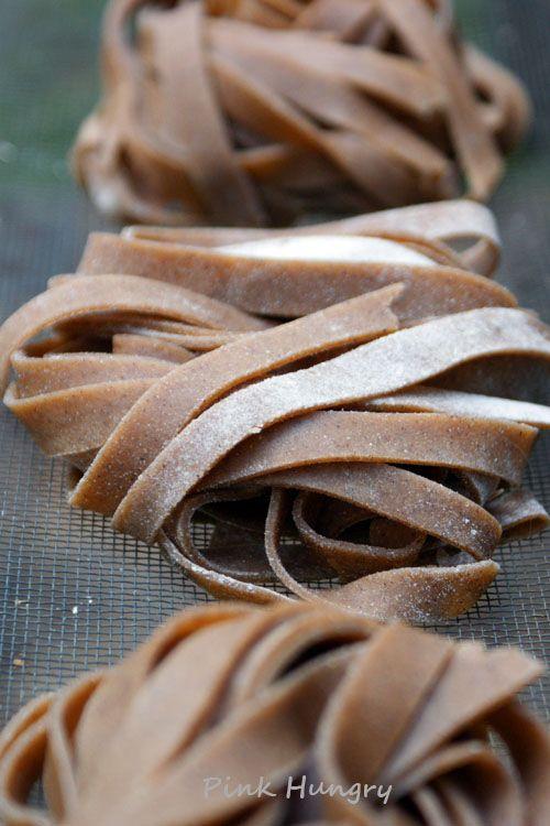 chestnut flour pasta recipe