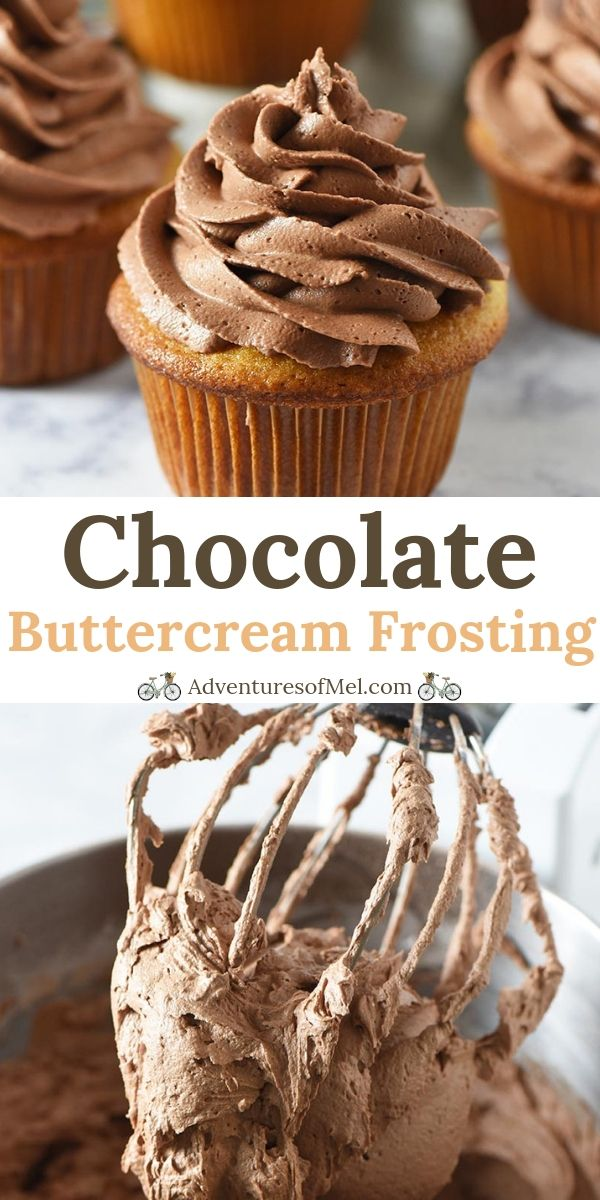 Easy Recipe For The Best Chocolate Buttercream Frosting Perfect For Dec Chocolate Frosting Recipes Best Chocolate Buttercream Frosting Chocolate Icing Recipes