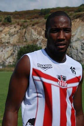 Oumar Sissoko, Malian-French goalkeeper who plays for Ajaccio and Mali National Team. He has played 3 African Champions Cups and he was a Metz's footballer.