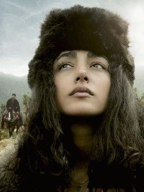 "portrait de femme : Golshifteh Farahani, 2014, ""My Sweet Pepper Land"", film de Hiner Saleem, actrice iranienne, Kurdistan"