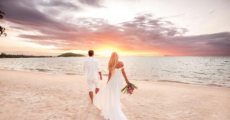 Zu einer klassischen Hochzeit gehören die Flitterwochen dazu. Nach dem schönsten und wichtigsten Tag im Leben kommt die erste gemeinsame Reise als Ehepaar.