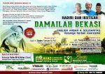 Tabligh akbar wujudkan Islam rahmatan lil alamin di Bekasi hadirilah!  BEKASI (Arrahmah.com)  Bumi Bekasi yang damai tiba-tiba panas digegerkan video viral insiden pembantaian Muhammad Al-Zahra Zoya yang diduga mencuri ampli mushalla usai shalat Ashar. Tanpa Belas Kasihan tukang servis elektronik anggota Dewan Masjid Indonesia (DMI) ini ditangkap dianiaya dikepruk dilucuti dan dibakar hidup-hidup hingga tewas.  Mengapa mereka beringas tak beradab? Bagaimana pandangan Islam dan budaya Bekasi…