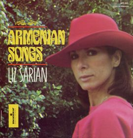 Armenian Songs by Liz Sarian