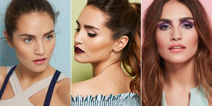 3 make-uplooks voor elke versie van jezelf