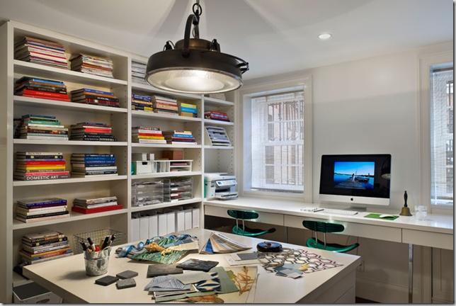 designer home office