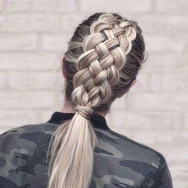 97 best White Girl Braids images on Pinterest | Braided ...