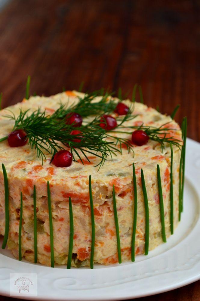 Salata boef