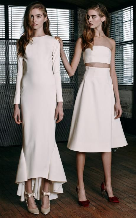 Katie Ermilio Fall/Winter 2014 Trunkshow Look 17 on Moda Operandi
