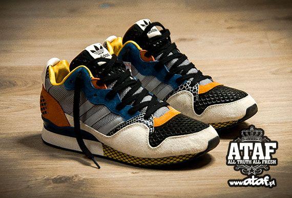 Nous vous avions présentél'adidas ZXZ930 il y a quelques jours et la voici maintenant disponible dans 2 colorways ultra efficaces. Que ce soit pour déamb