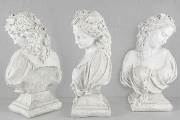 Vacker och ståtlig skulptur från A lot decoration  Mått: 30x19x49 cm  Finns i fler storlekar och modeller  Varumärke: A lot Decoration