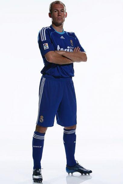Arjen Robben - Fotos del Real Madrid