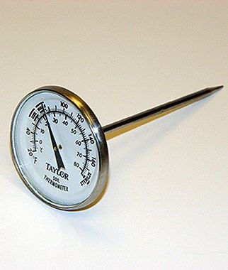 Garden and Compost Thermometer - Burpee