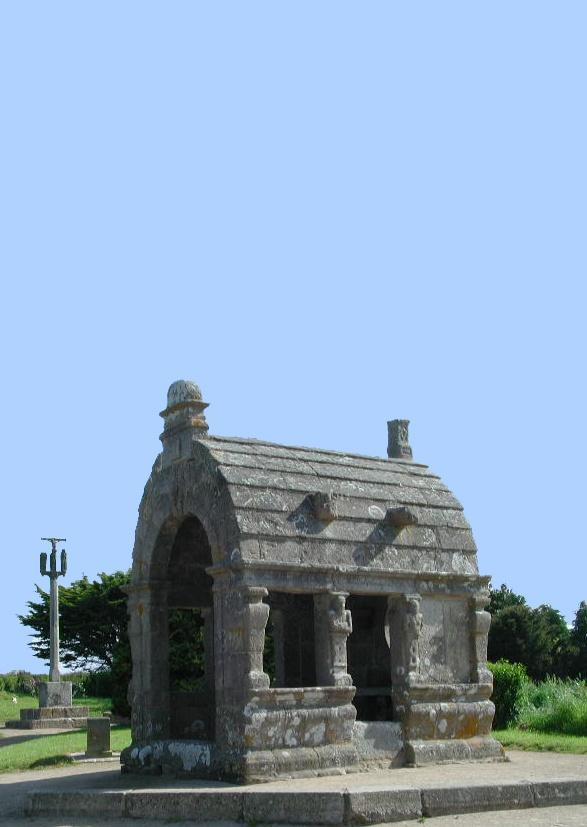 L'oratoire de Notre Dame de Lorette à Plougasnou