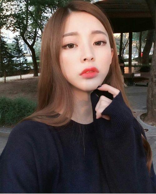 korean, girls, and ulzzang image